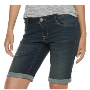 ⚠️3/$9 EUC Apt 9 Bermuda Shorts - Sz 12